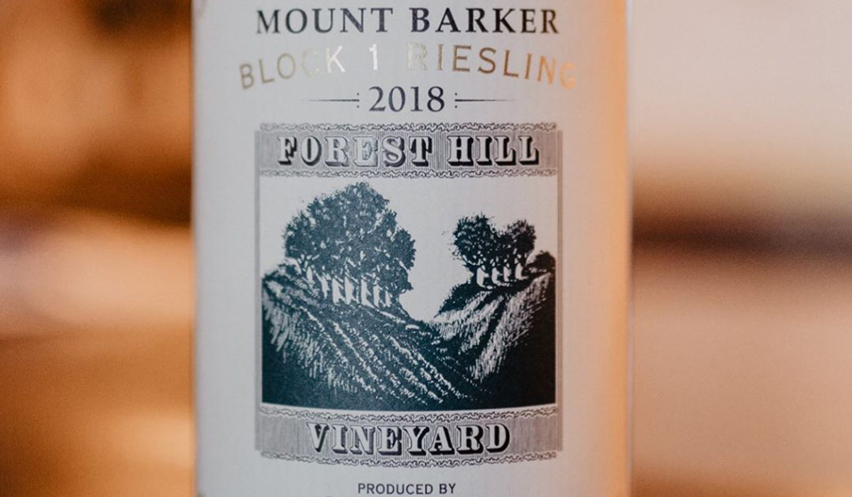 Forest Hill Mount Barker Block 1 Riesling