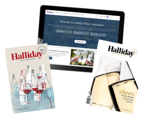 Join Halliday Wine Companion today