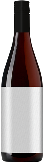 Generic Pinot Noir Bottle