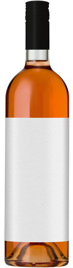 Generic Rosé Bottle