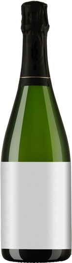 Generic Sparkling Wine Bottle - Halliday Wine Companion