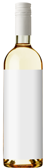 Generic White Bordeaux Bottle - Halliday Wine Companion