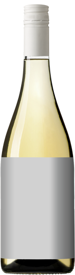 Generic Late Harvest Riesling Bottle