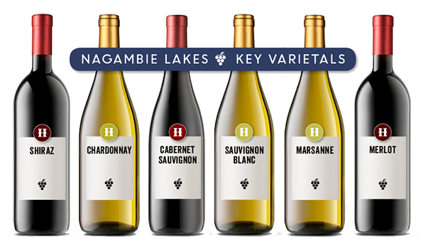 Nagambie Lakes, Wine Styles, Halliday, Wine Companion