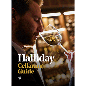 Halliday Cellaring Guide