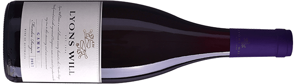 2018 Lyons Will Gamay