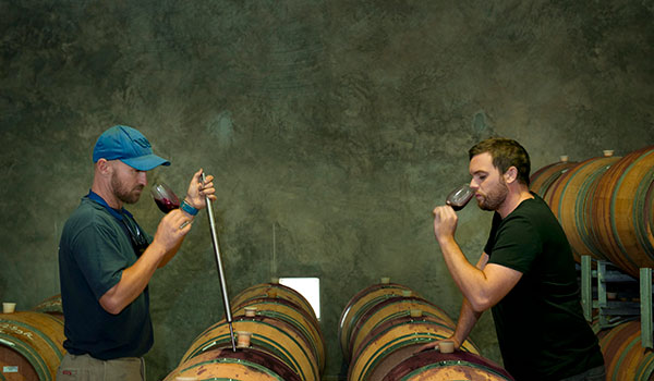 Xanadu winemakers