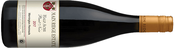 2017 Main Ridge Estate Half Acre Pinot Noir