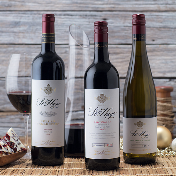 St Hugo wines for gifting