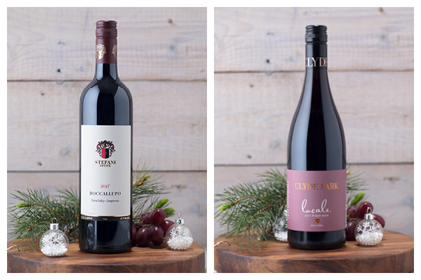 Lighter red wines for summer and gifting