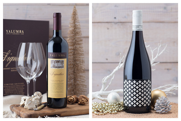 Red wines for gifting