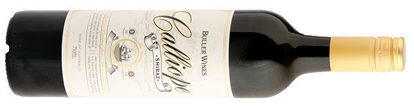 Buller Shiraz wine