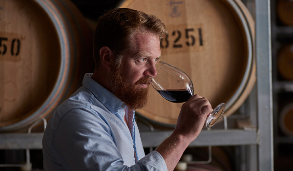 Katnook Estate Senior Winemaker Tim Heath