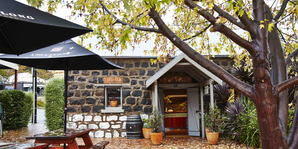 Angullong cellar door