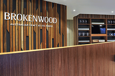 Brokenwood Cellar Door