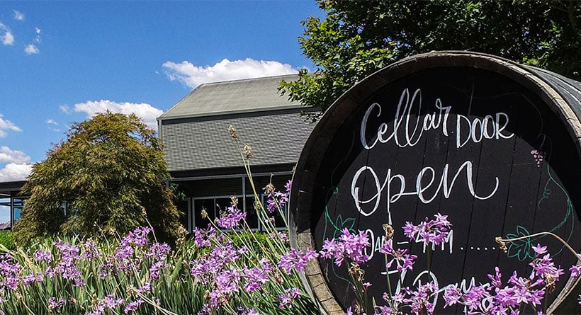 Bunnamagoo Estate Cellar Door