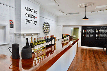Gooree Park Cellar Door