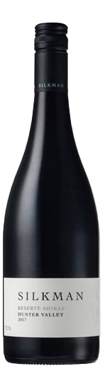Silkman Reserve Hunter Valley Shiraz