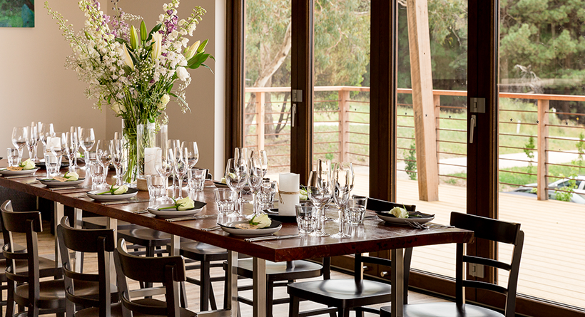 Anderson-Hill-table setting | Mengni Yang | Halliday Wine Companion