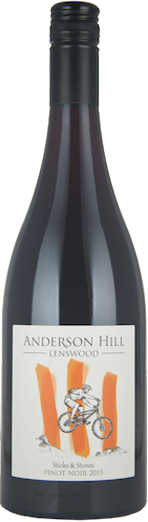 Anderson Hill 2015 Sticks Stones Pinot Noir | Halliday Wine Companion