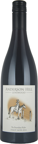 Anderson Hill 2014 The Boundary Rider Pinot Noir | Halliday Wine Companion