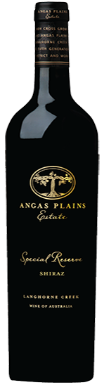 Angas Plains Estate Special Reserve Shiraz 2013