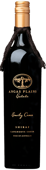 Angas Plains Estate Emily Cross Shiraz NV