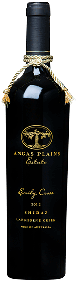 Angas Plains Estate Emily Cross Shiraz 2012