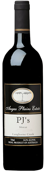 Angas Plains Estate PJ's Shiraz NV