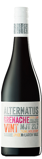 Angove Family Winemakers Alternatus Grenache
