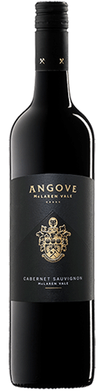 Angove Family Winemakers McLaren Vale Crest Cab Sav