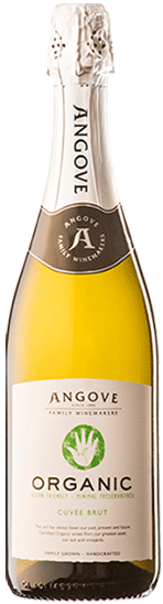 Angove Family Winemakers Organic Cuvee Brut