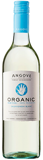 Angove Family Winemakers Organic Sav Blanc
