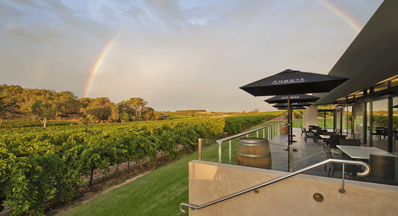 Angove Family Winemakers Cellar Door