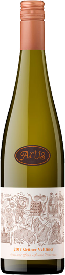 Artis 2017-Gruner-Veltiner | Halliday Wine Companion