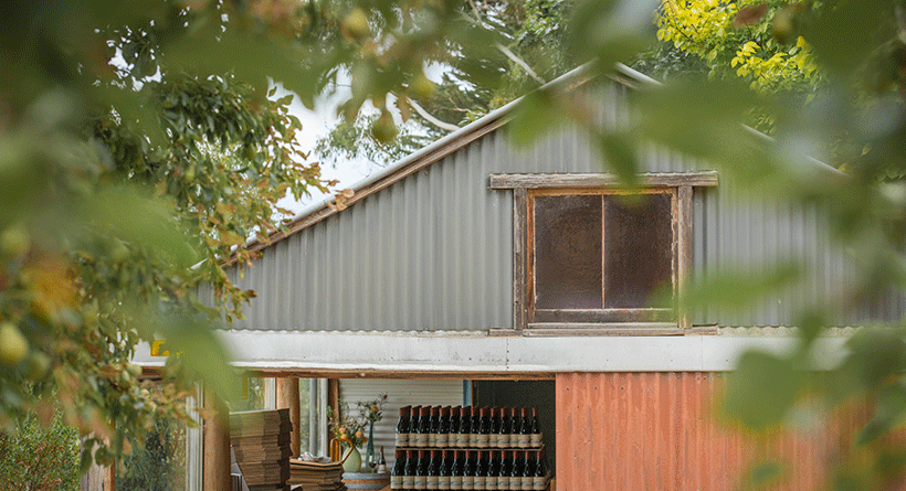 Ashton Hills Cellar Door