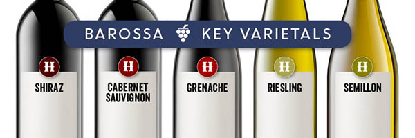 Barossa Valley Key Varietals