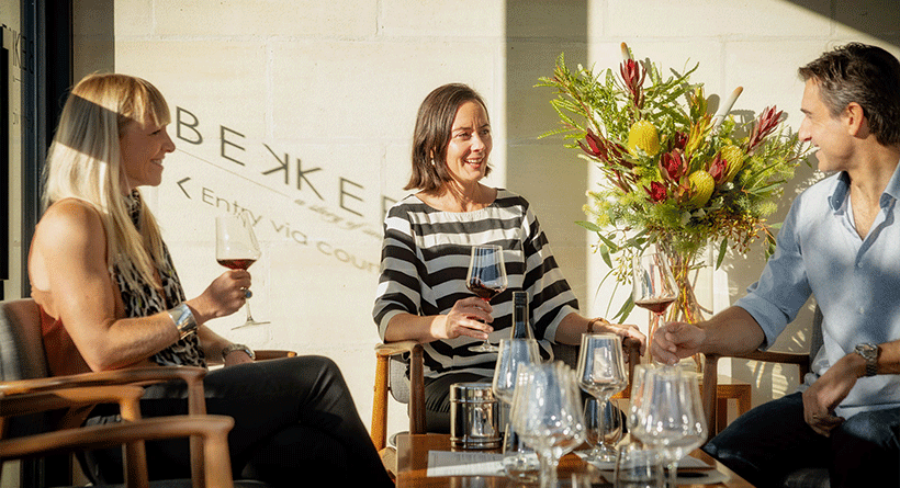 Bekkers Cellar Door Tasting