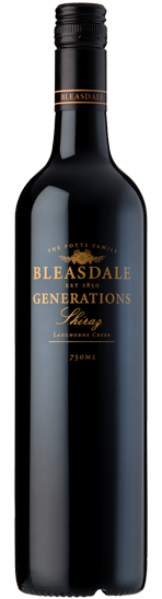 Red NV Bleasdale Generations Shiraz