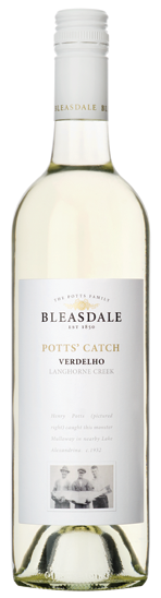 White NV Bleasdale Potts Catch Verdelho