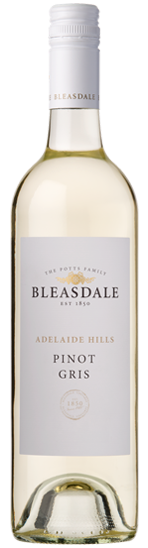 White NV Bleasdale Adelaide Hills Pinot Gris