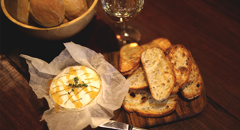 Bremerton Wines brie cheese | Halliday Wine Companion