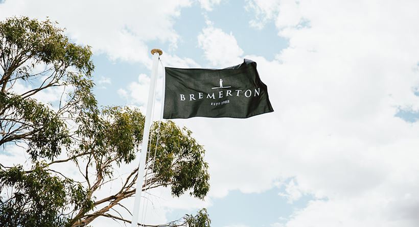 Bremerton Wines flag | Halliday Wine Companion