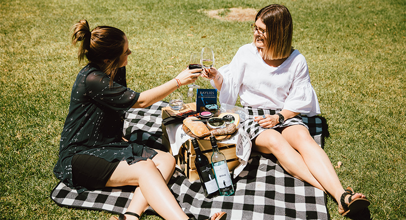 Picnic at Bremerton Wines | Halliday Wine Companion