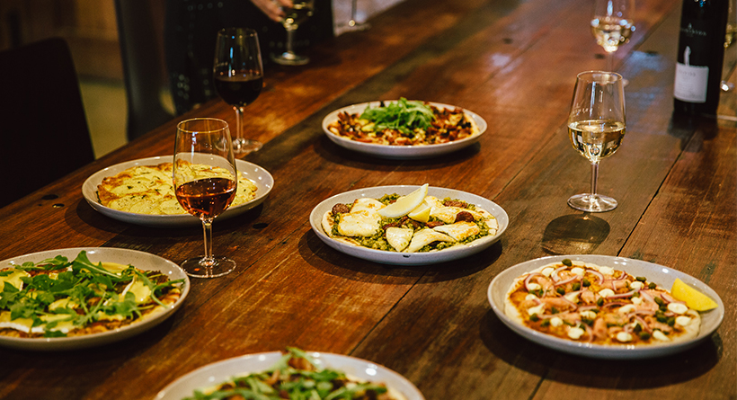Pizzas at Bremerton Wines | Halliday Wine Companion
