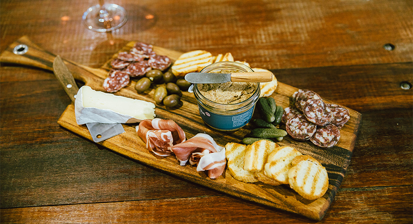 Platter lunch at Bremerton Wines | Halliday Wine Companion