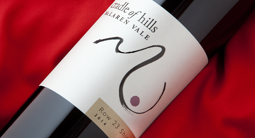 Cradle of Hills shiraz