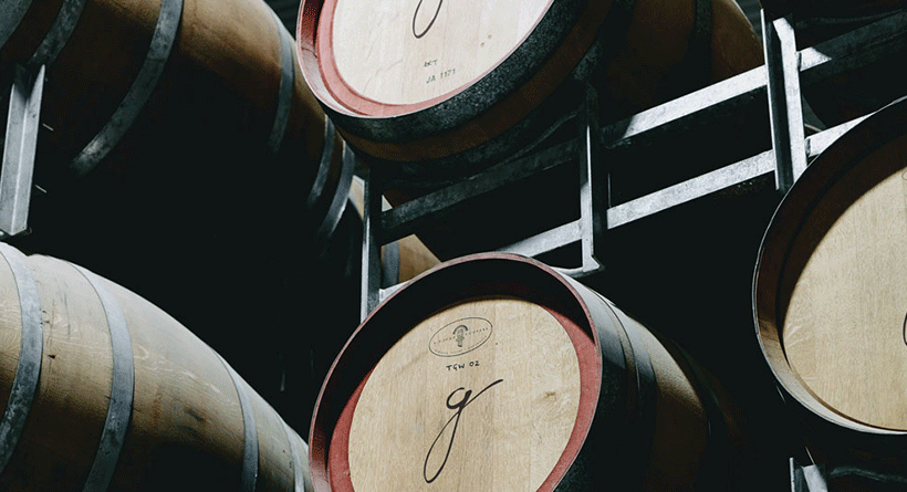 Georges Wines Barrels