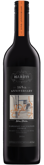165th Anniversary Cab Shiraz