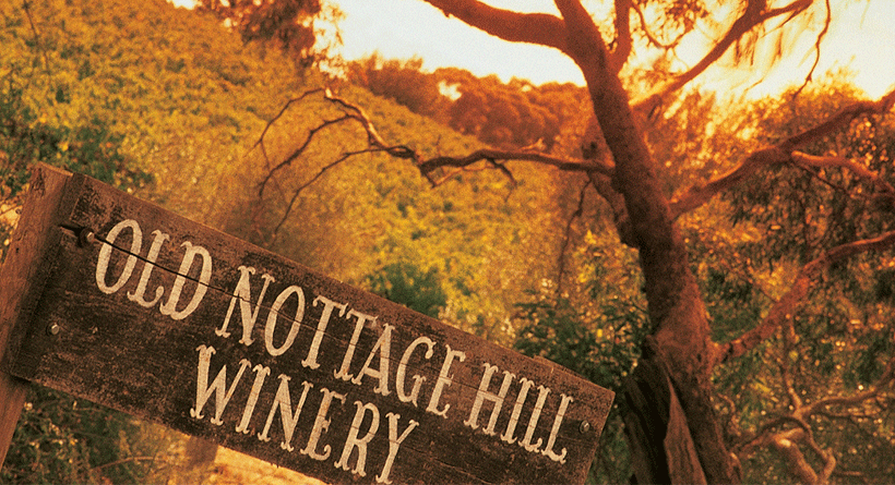 Hardys Old Nottage Hill Winery
